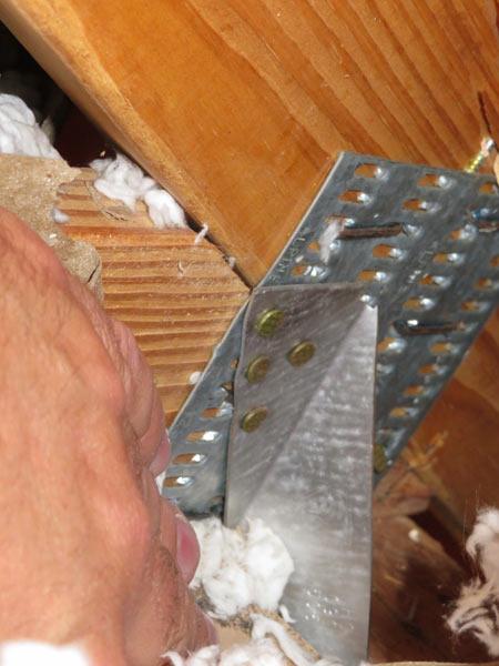 wind mitigation inspection hurricane clips