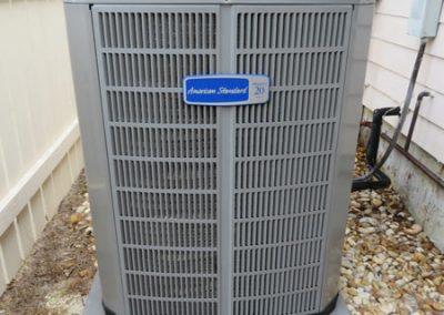 Four Point Inspection HVAC