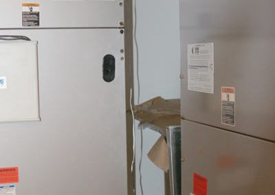 Four Point Inspection, Air Handler