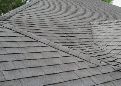 Four Point Inspection, Roof
