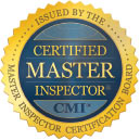 Certified Master Inspector, Tallahassee Home Inspector