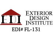 Exterior Design Institute Certified EIFS and Stucco Inspector